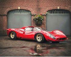Ferrari 330 P3/4 #P4 (@amyshorephotography) #classiccarvoyage ___________________________ check out our pages: @classiccarvoyage_interior @classiccarvoyage_video @aircooledporsches @carvoyage @carvoyage_video @carvoyage_interior