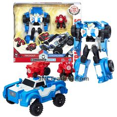 Transformers Year 2016 Robots in Disguise Combiner Force Series Inch Tall Figure Activator Set - STRONGARM Step Changer) with Step Changer) Power Ranger Cake, Transformers Collection, Year 2016, Power Rangers, Robots, Jackson, Harry Potter, Toys, Board