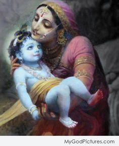Lord Krishna Ji - God Pictures