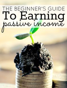 What Is Passive Income? Currently, passive income is a big interest of mine because I want to continue to bring in an income while being able to focus on other goals of mine (which may not generate income now or ever). I also want to diversify my income streams so that I am not too reliant on one area.
