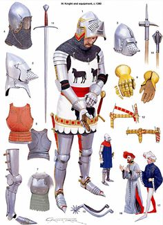 English knights See more ideas about Middle Ages, English knights and Knights Templar.