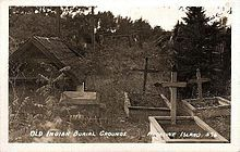 Historic Indian Burial Grounds