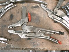 Useful Welding Clamps - The Garage Journal Board