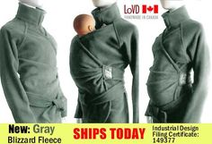 Maternity. Babywearing Coat. Baby Clothes. Baby Wearing Jacket. SHIPS TODAY. Sling Coat. Ergo Cover. Carry Coat