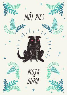 'Mój pies' by Kasia Lisiak