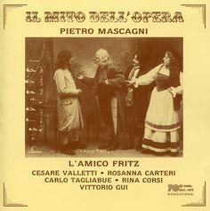 Pietro Mascagni - L'amico Fritz