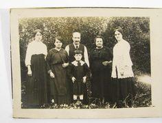 Family photographs, Photographs,Black and White, French Photographs, Old Photographs, Antique Photographs, Ephemera(11) - pinned by pin4etsy.com