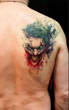Tatuajes que los amantes de los cómics querrán