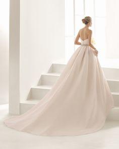 ONIL vestido de novia Rosa Clará Two 2017