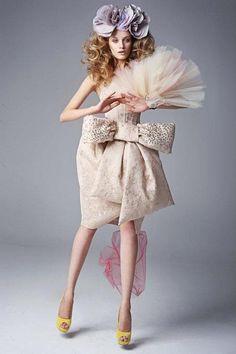 Fashion moment. Vivienne Westwood.