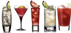 Receitas de bebidas incríveis feitas com vodka Ketel One para refrescar o calor do verão