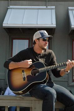 Luke Bryan. May not be possible but I fell even more in love with him!!!