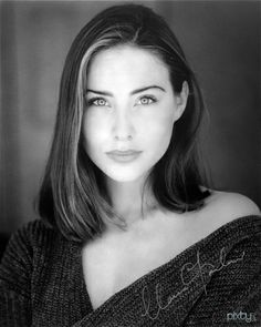 Claire Forlani | 02 | actor | portrait | signed | ram2013