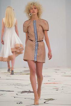 Freya Dalsjø Copenhagen Spring 2016 Fashion Show