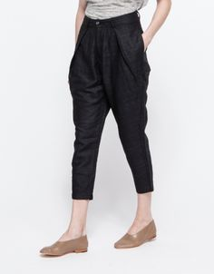 Cecile Pleated Pant