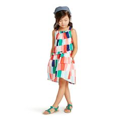Beach Medina Sundress (Tea Collection) Source by girlie Young Fashion, Kids Fashion, Little Girl Dresses, Girls Dresses, Girlie Style, Baby Style, Stylish Kids, Kid Styles, Unique Dresses