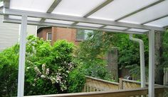 Clear or Translucent Patio Covers and Sunroom Glazing ...