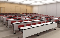 Vycom Lecture Halls by Nevins - 3rings