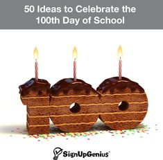 50 Ways to Celebrate the 100th Day of School. Mark this milestone with fun activities and learning games.
