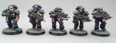 Anvil Industry black ops with GW heads