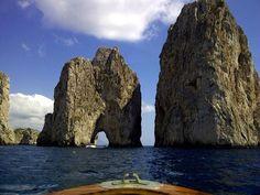 Sob meu olhar - Capri / Italy