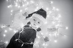 great holiday photos of babies | Pittsburgh Baby photographer