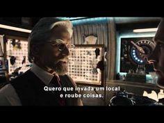 Homem-Formiga - Trailer 1 Legendado em breve nos cinemas - YouTube