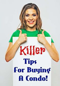 Tips For Buying a Condo: http://www.maxrealestateexposure.com/tips-for-buying-a-condo/  #realestate