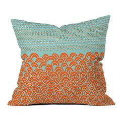 Found it at Wayfair - Talatast Throw Pillow