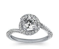 """If I don't pin my """"dream ring"""", I fear someone will show up and try to confiscate my uterus or something...    So yeah, if any guy I'm dating ever asks about rings just send him this link   :D"""