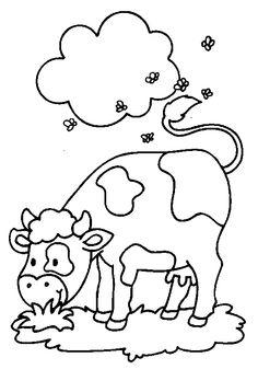 Dibujos para Colorear. Dibujos para Pintar. Dibujos para imprimir y colorear online. Animales 12