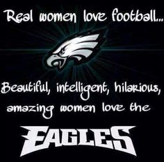 This girl loves her Eagles! Eagles Gear, Eagles Nfl, Philadelphia Eagles Football, Philadelphia Sports, Football Memes, Football Team, Sports Memes, Nfc East Champions, Fly Eagles Fly