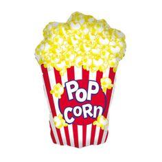 Popcorn folieballon (Supershape) voor een leuk feestje - Hieppp Backyard Carnival, Diy Carnival, Circus Carnival Party, Circus Theme Party, Carnival Birthday Parties, Birthday Party Themes, 10th Birthday, Birthday Ideas, Movie Theatre Birthday Party