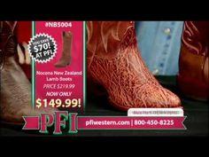 Nocona Boots Men's Ranch Hand and Lamb Skin Boots