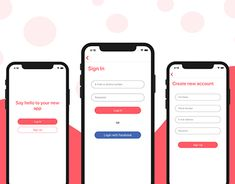 Facebook Mobile App, Facebook Android, Facebook Users, Android Apps, Remember Password, Android Tutorials, Mobile App Templates, React Native, Android Studio