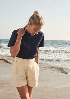 GLabel For Goop Summer 2018 Elaine Irwin by Daria Kobayashi Ritch - Fashion Editorials