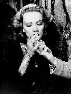 von Sternberg/Dietrich: Shanghai Express, 1932. Marlene Dietrich. Costumes by Travis Banton.