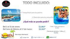 """Agencia de Viajes Spiaggia Travel """"El Placer de Viajar"""""""