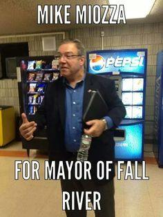Mike Miozza for Mayor!