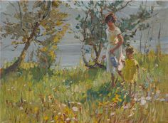 Helen McNicoll   Helen Galloway McNicoll (14 December 1879 – 27 June 1915) was a Canadian impressionist painter.