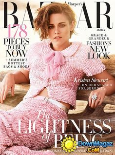 Harper's Bazaar Arabia - June 2015