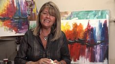 gabriela mensaque, enjoy all your videos online and create your lists of favorite tracks Painting Lessons, Painting Techniques, Gabriel, Acrylic Art, 1, Youtube, Abstract Paintings, Abstract Canvas, Canvas Art