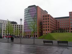 Giorgio Grassi | Viviendas Park Kolonnaden 2 | Postdamer Platz, Berlín, Alemania | 1993-2001