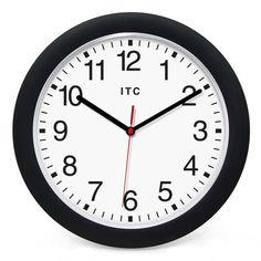 "Infinity Instruments 12.5"" Intrinsic Wall Clock"