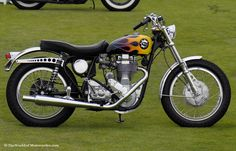 bsa motorcycles | 1954 BSA Gold Star Special Motorcycle