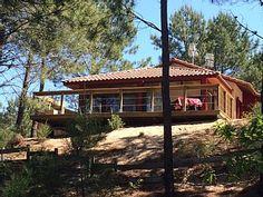 Villa mit Blick auf die KiefernFerienhaus in Moliets et Maa von @homeaway! #vacation #rental #travel #homeaway