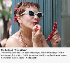 """""""Humans of New York"""" Brandon Stanton nous livre une belle série sur les habitants de New York."""