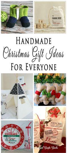 Handmade Christmas Gift Ideas For Everyone On Your List