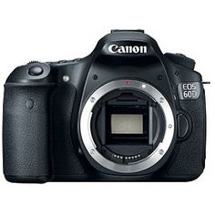 Canon EOS 60D 18 MP CMOS Digital SLR Camera with 3.0-Inch LCD | Click Image For More Information or To Buy It