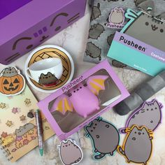 Check out the review of the chill Summer 2016 Pusheen box with lots of beachy fun!     Pusheen Box Fall 2016 Subscription Box Review →  https://hellosubscription.com/2016/10/pusheen-box-fall-2016-subscription-box-review/ #Pusheen #PusheenBox  #subscriptionbox
